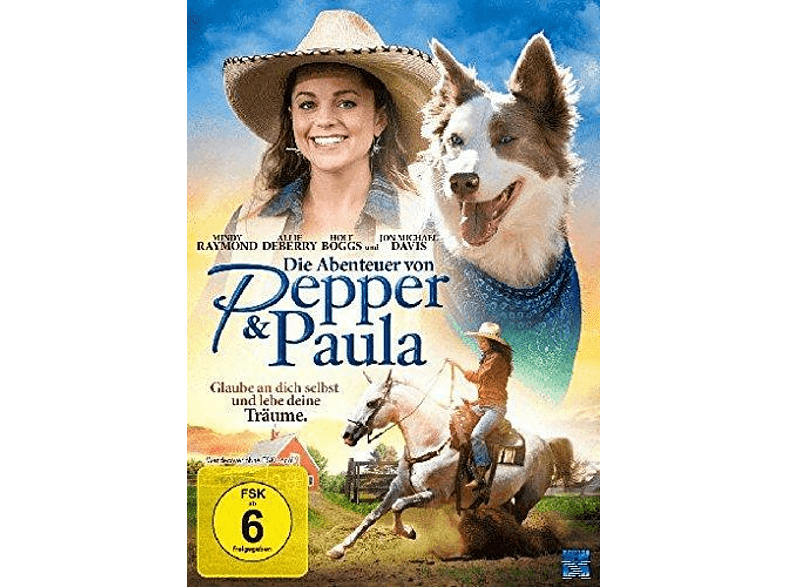 Die Abenteuer von Pepper & Paula [DVD]