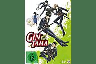 Gintama - Vol 3 (Episoden 25-37) [DVD]