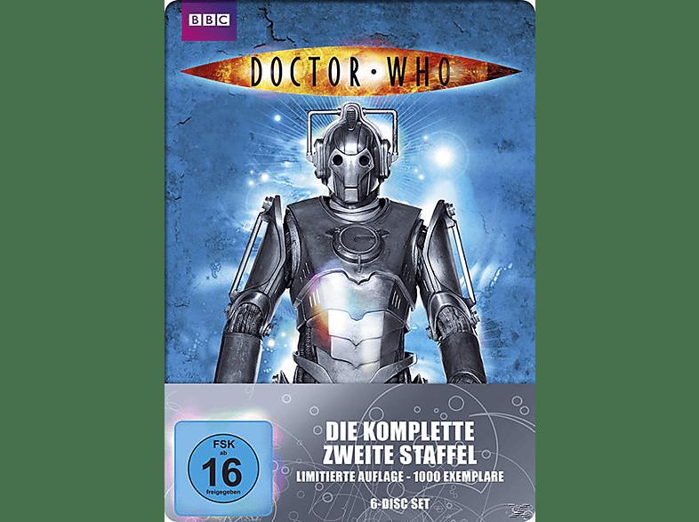 Doctor Who - Season 2 (limitiertes Futurepak) [DVD]