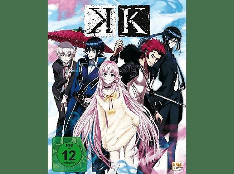 K - Vol 1 (Episoden 01-05) [Blu-ray]