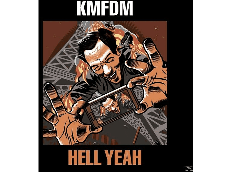 KMFDM - Hell Yeah [CD]