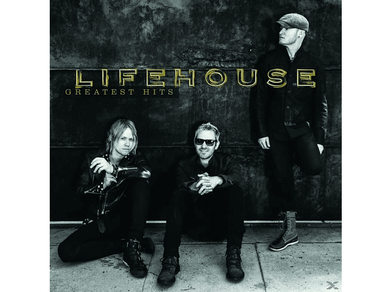 Lifehouse - Greatest Hits [CD]