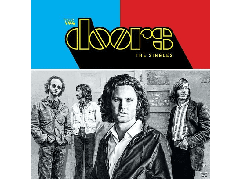 The Doors - The Singles [CD + Blu-ray Audio]