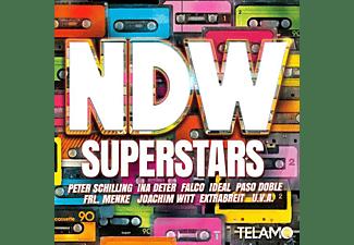 VARIOUS - NDW Superstars  - (CD)
