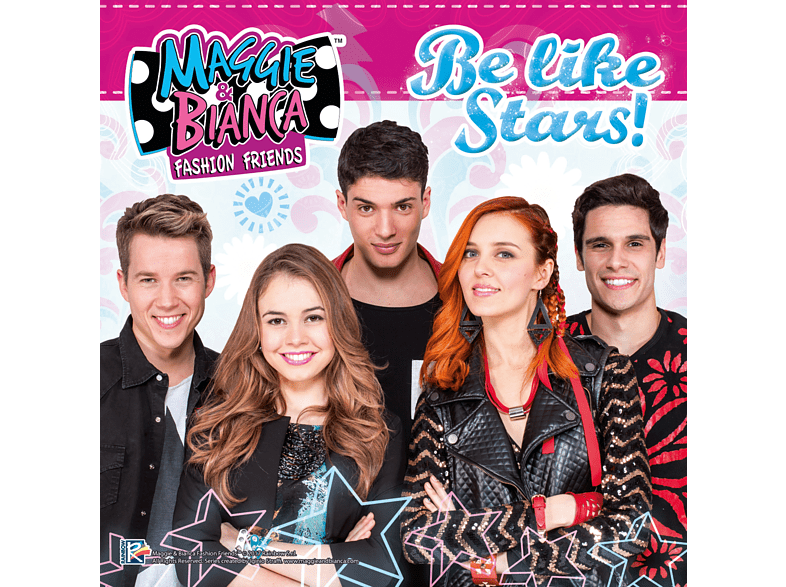 Maggie & Bianca Fashion Friends - Be Like Stars! [CD]