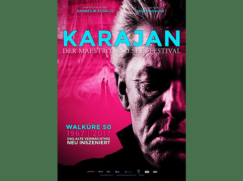 Herbert von Karajan - Karajan: Der Maestro und sein Festival [DVD]