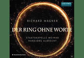 Hansjörg Albrecht - Der Ring ohne Worte  - (CD)