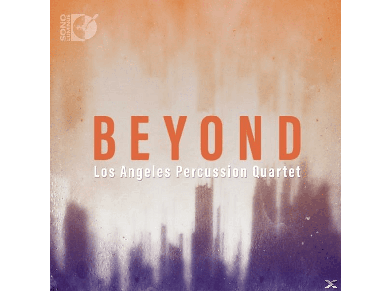 Los Angeles Percussion Quartet - Beyond [CD + Blu-ray Audio]