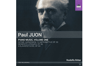 Rodolfo Ritter - Klavierwerke Vol.1 [CD]