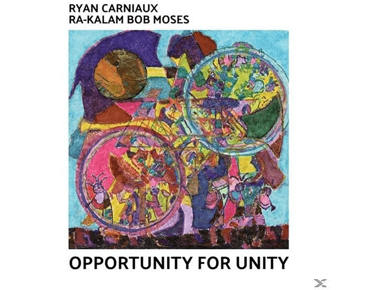 Ryan Carniaux - Opportunity For Unity (LP) [Vinyl]