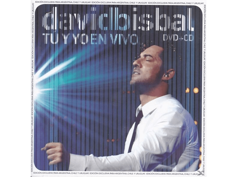 David Bisbal - Tu Y Yo....En Vivo ( CD+DVD) [CD + DVD Video]