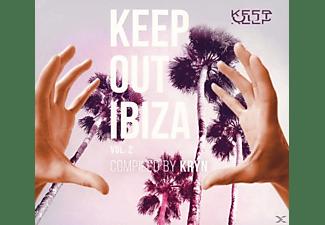 Kryn - Keep Out Ibiza Vol.02 (Compiled by Kryn)  - (CD)