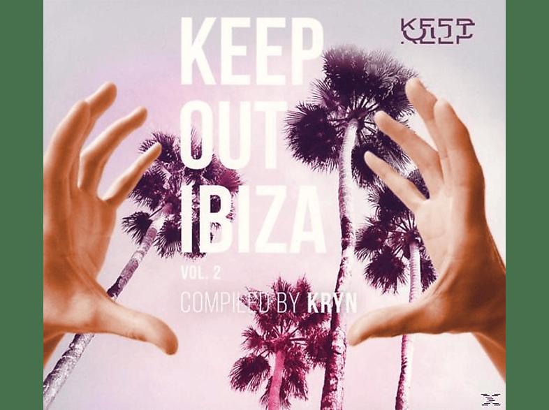 Kryn - Keep Out Ibiza Vol.02 (Compiled by Kryn) [CD]