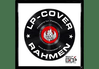 Lp-cover Rahmen - Vinyl Rahmen aus Kunststoff (Weiß)  - (Sonstiges)
