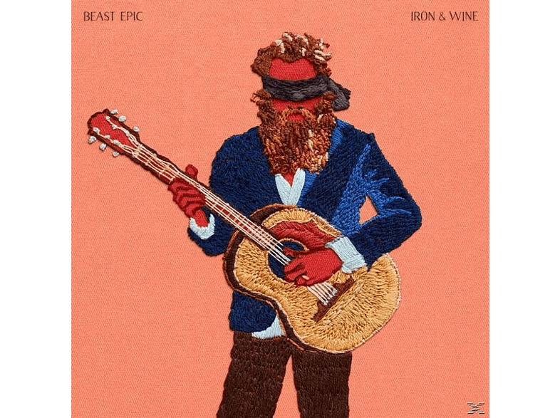 Iron & Wine - Beast Epic [CD]