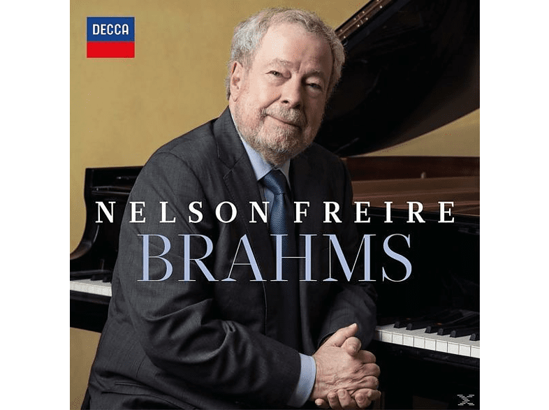 Nelson Freire - Brahms [CD]