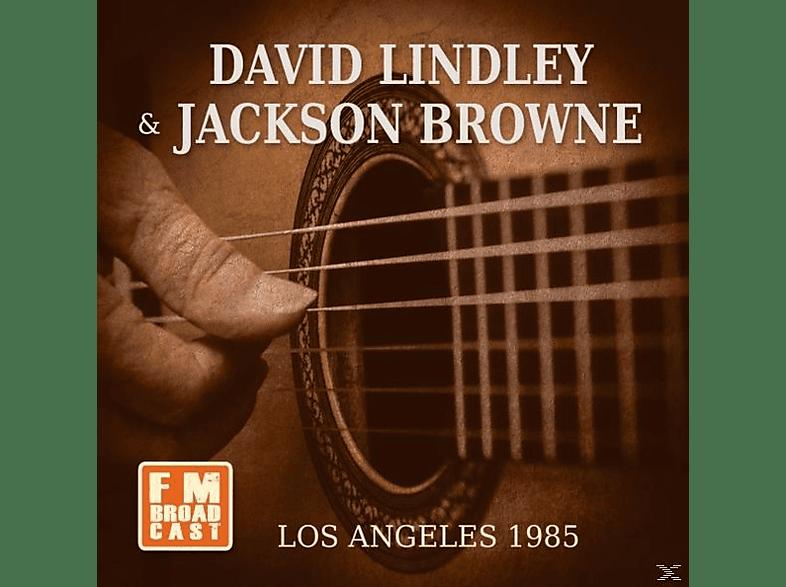 David Lindley, Jackson Browne - Los Angeles 1985 [CD]