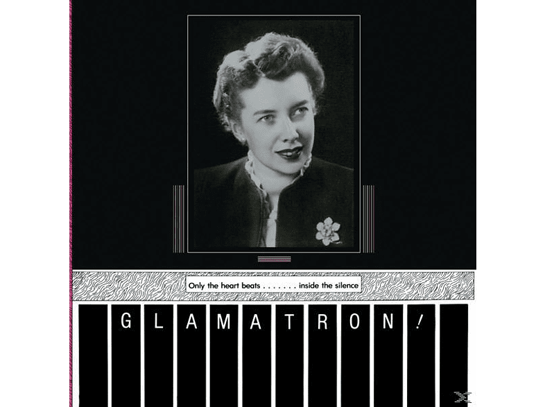 Glamatron - Only The Heart Beats & Chrome Horizons(Pink Vinyl) [Vinyl]