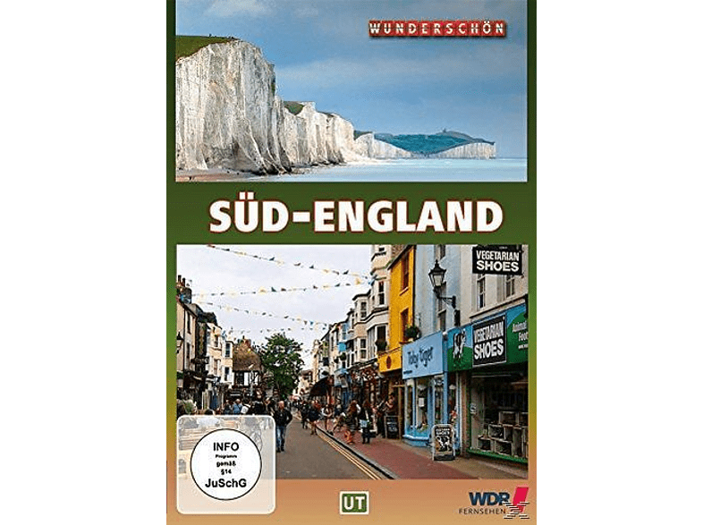 Wunderschön! - Süd-England [DVD]