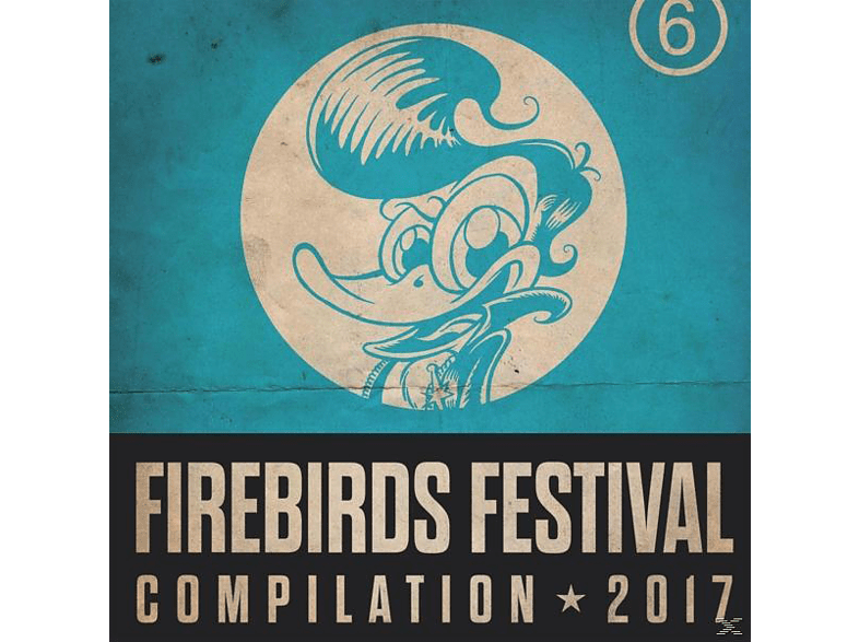 VARIOUS - Firebirds Festival Compilation 2017 [CD]