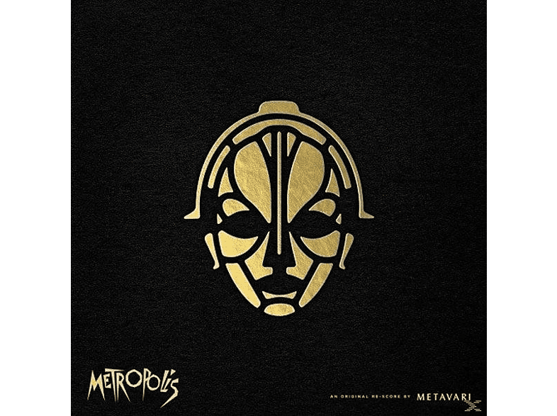 Metavari - Metropolis (An Original Re-Score By Metavari) [Vinyl]