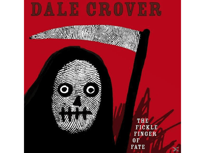 Dale Crover - The Fickle Finger Of Fate [CD]