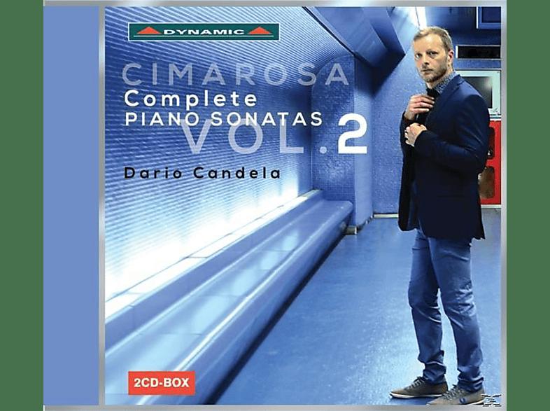 Dario Candela - Sämtliche Klaviersonaten Vol.2 [CD]