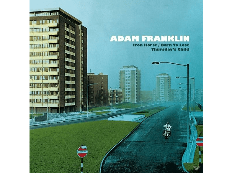 Adam Franklin - Iron Horse/Thursday's Child (Col.Vinyl) [Vinyl]