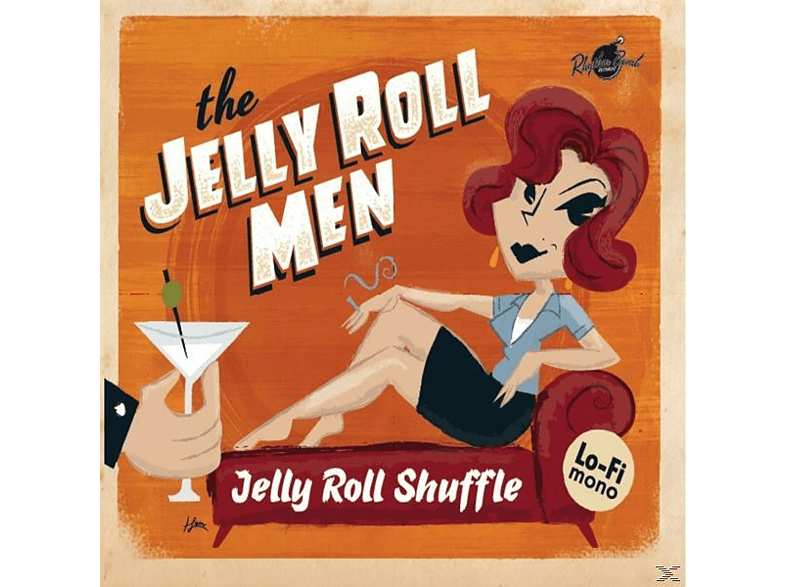 The Jelly Roll Men - Jelly Roll Shuffle [CD]