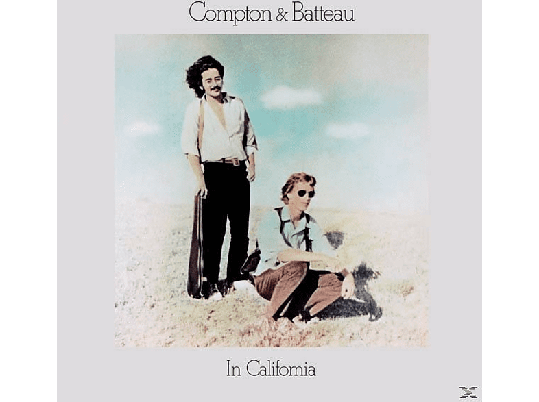 Compton & Batteau - In California [CD]