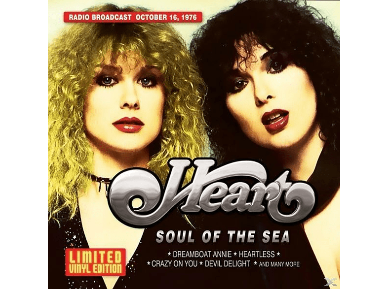 Heart - Soul Of The Sea [Vinyl]