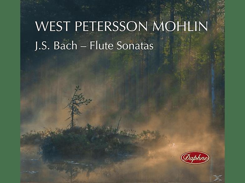 Kristine West, Stina Petersson, Marcus Mohlin - Flötensonaten [CD]