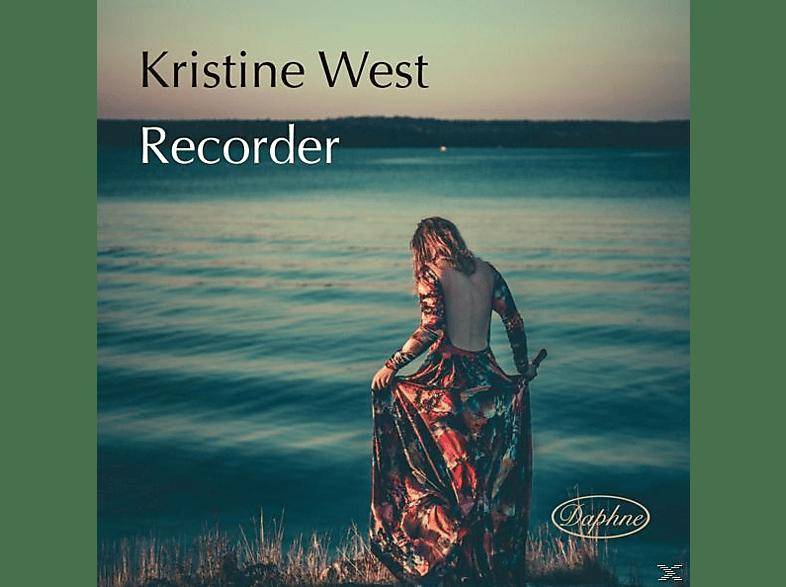 Kristine West - Recorder [CD]