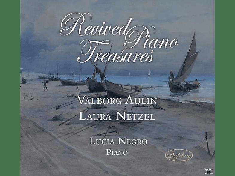 Lucia Negro - Revived Piano Treasures [CD]