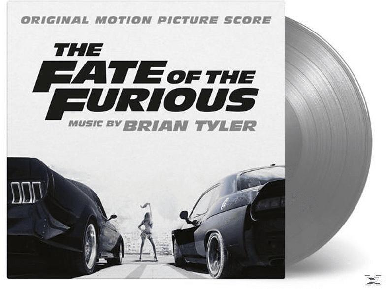 Brian Tyler - The Fate Of The Furious (LTD Silver Vinyl) [Vinyl]