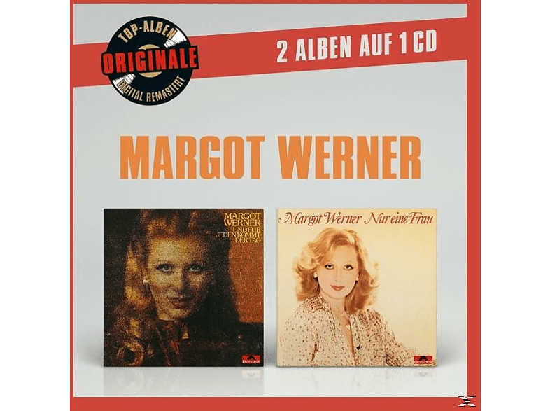 Margot Werner - Originale 2auf1: Und Für Jeden Kommt Der Tag/Nur E [CD]