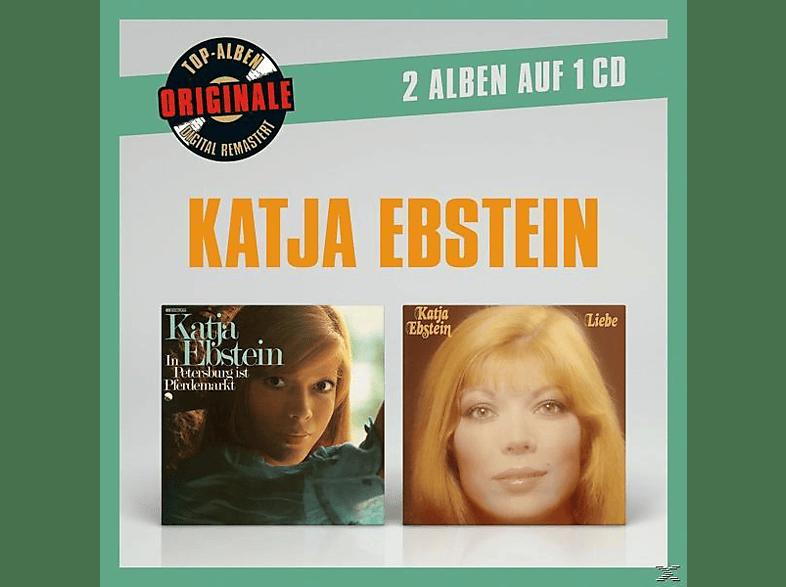 Katja Ebstein - Originale 2auf1: In Petersburg Ist Pferdemarkt/Lie [CD]