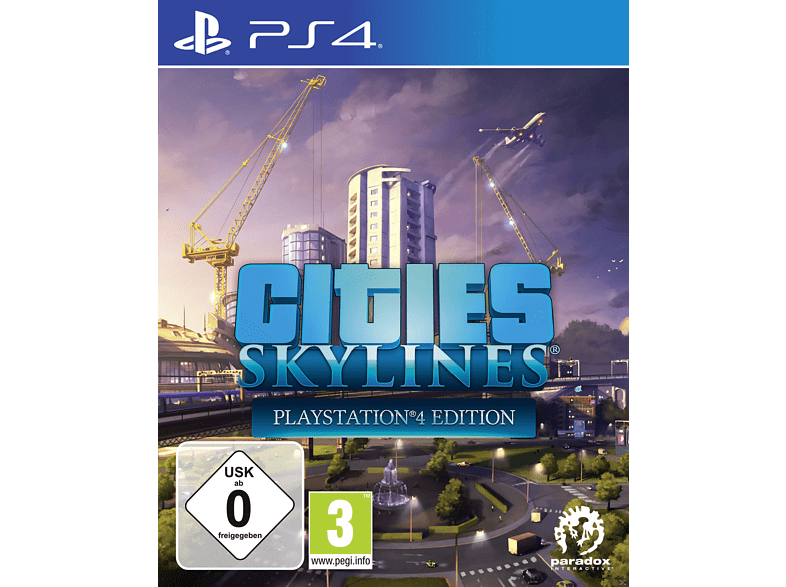 Cities: Skylines [PlayStation 4]