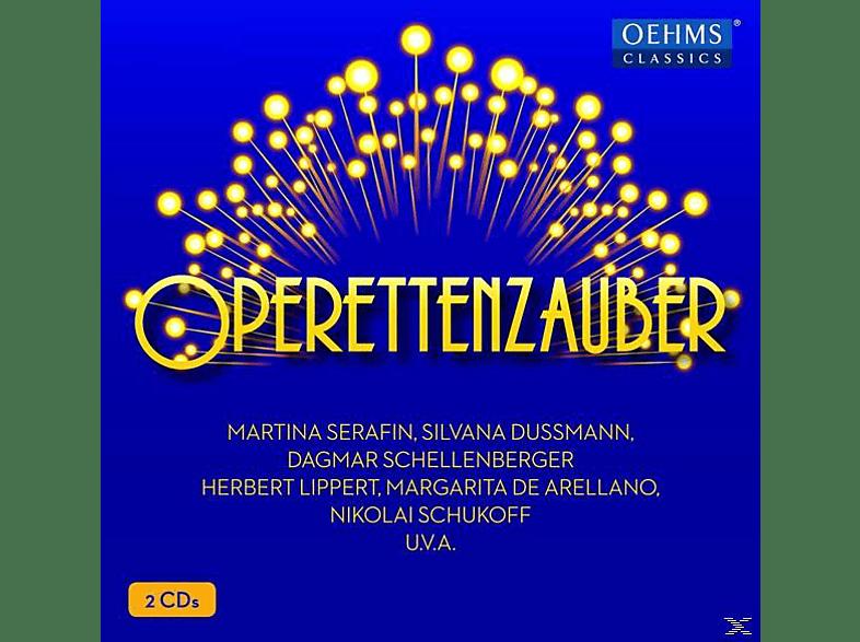 VARIOUS - Operettenzauber [CD]