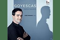 Jose Menor - Goyescas [CD]