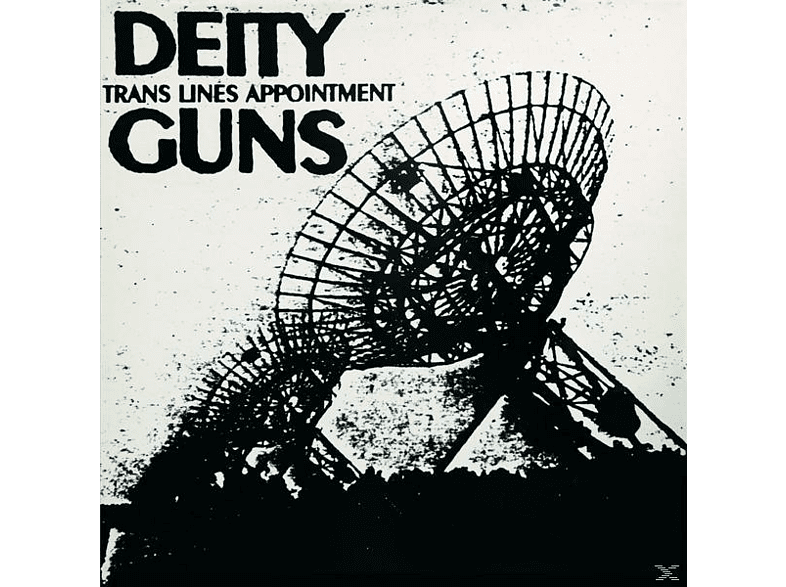 Deity Guns - Trans Lines Appointment [LP + Download]