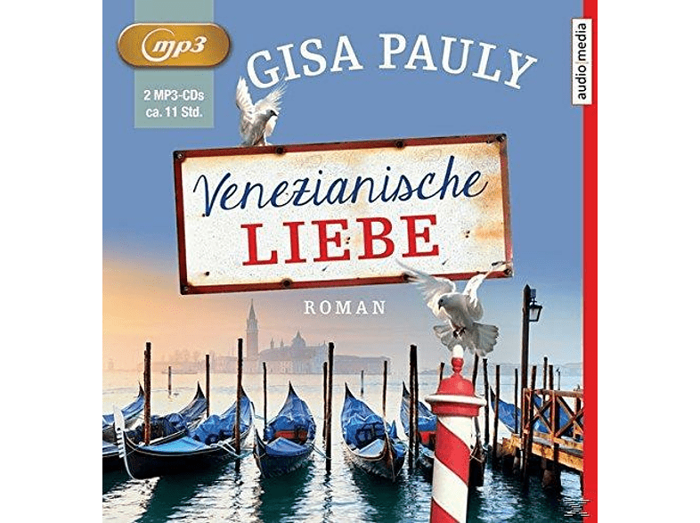 Venezianische Liebe - (MP3-CD)