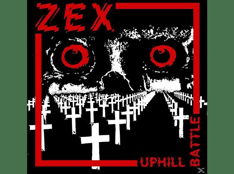 Zex - Uphill Battle (+Download) [Vinyl]