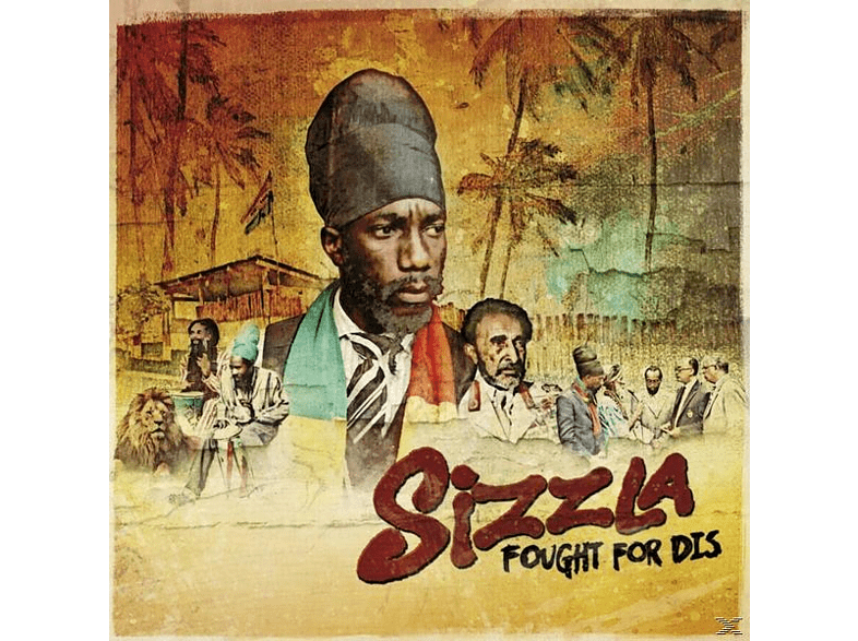 Sizzla - Fought For Dis [Vinyl]