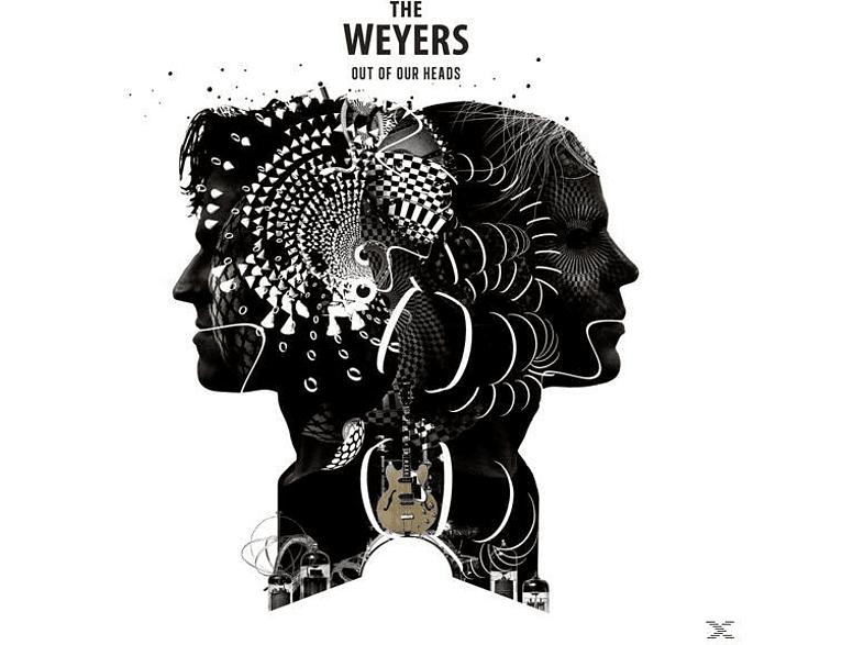 Weyers - Out Of Our Heads [CD]