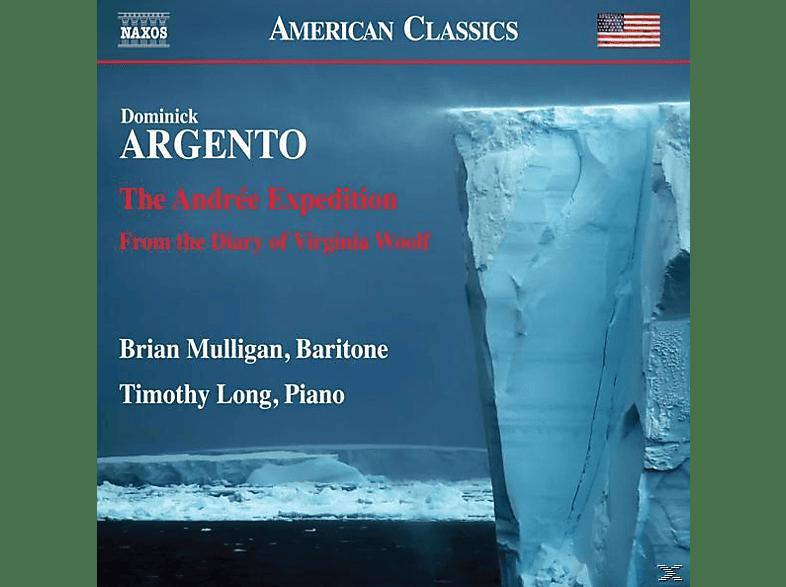 Mulligan,Brian/Long,Timothy - The Andree Expedition [CD]