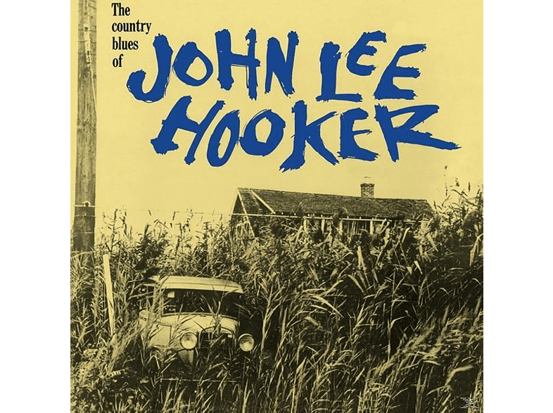 John Lee Hooker - The Country Blues Of John Lee Hooker [Vinyl]