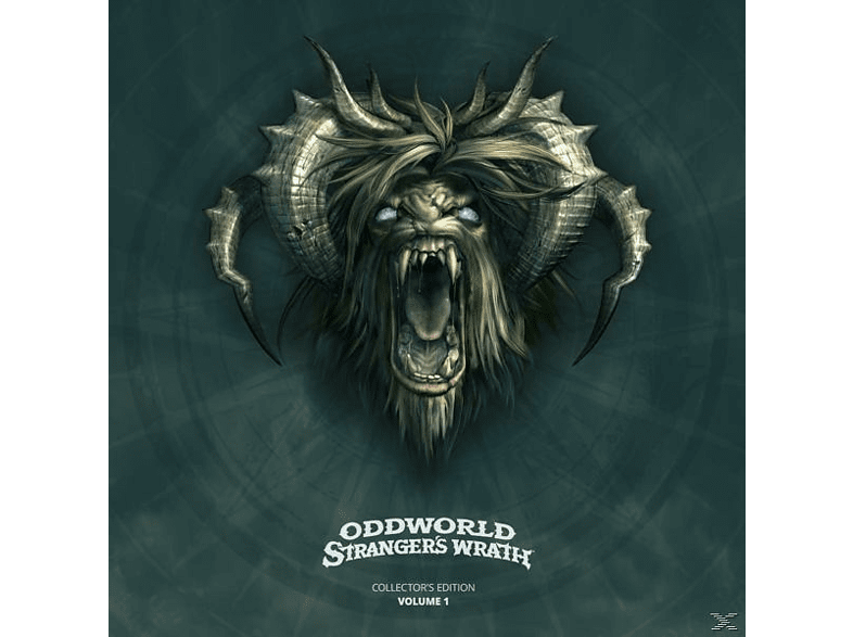 Michael Bross - Oddworld: Stranger's Wrath-Official Soundtrack [Vinyl]