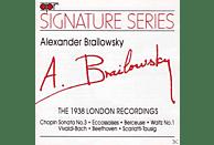 Alexander Brailowsky - The 1938 London HMV Recordings [CD]