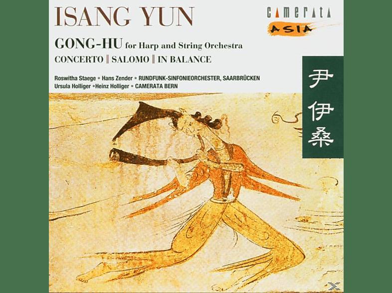 Camerata Bern - Gong Hu/Salomo/In Balance [CD]